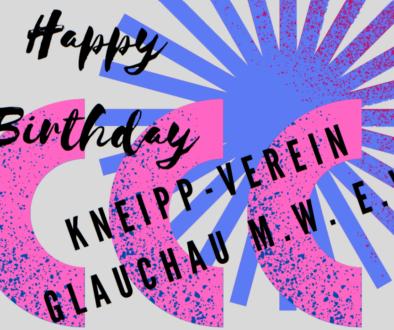 Geburtstag Glauchau